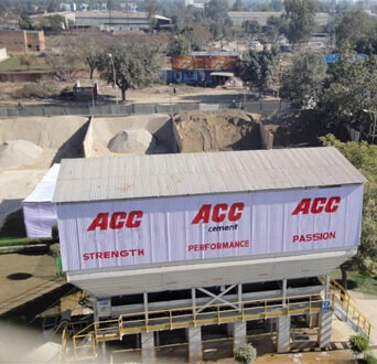 Portland Cement by ACC Limited | Cement Manufacturer