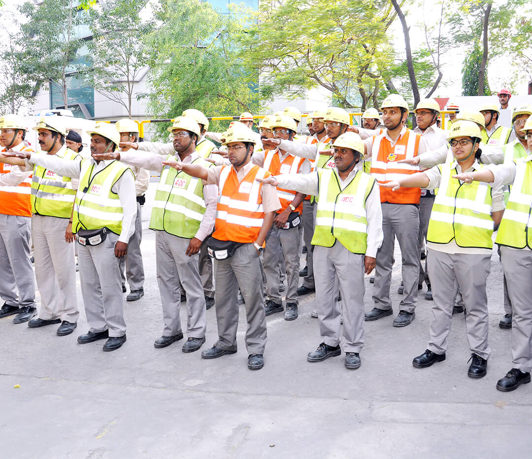 Health & Safety | ACC Limited | India's Most Preferred Brand